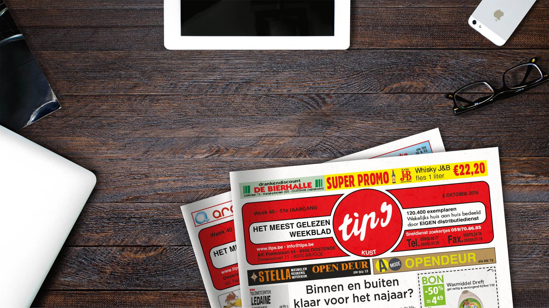 Tips - Al meer dan 50 jaar uw favoriete weekblad