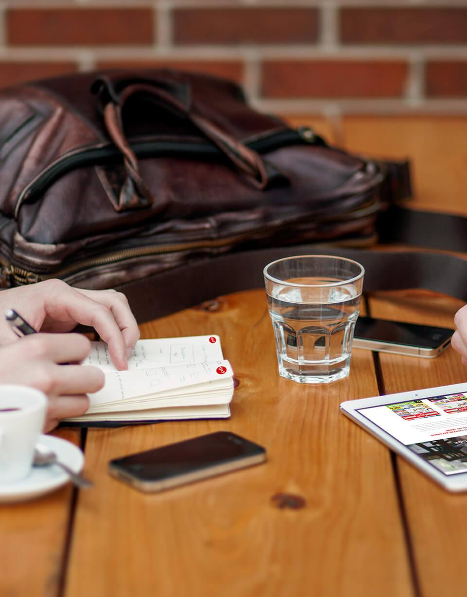 Afbeelding vergadering